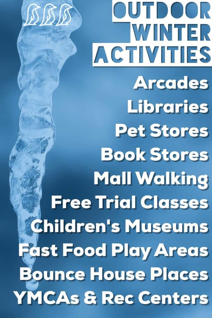 kid friendly winter activities