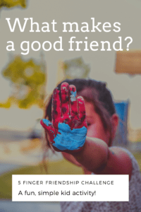 What makes a good friend