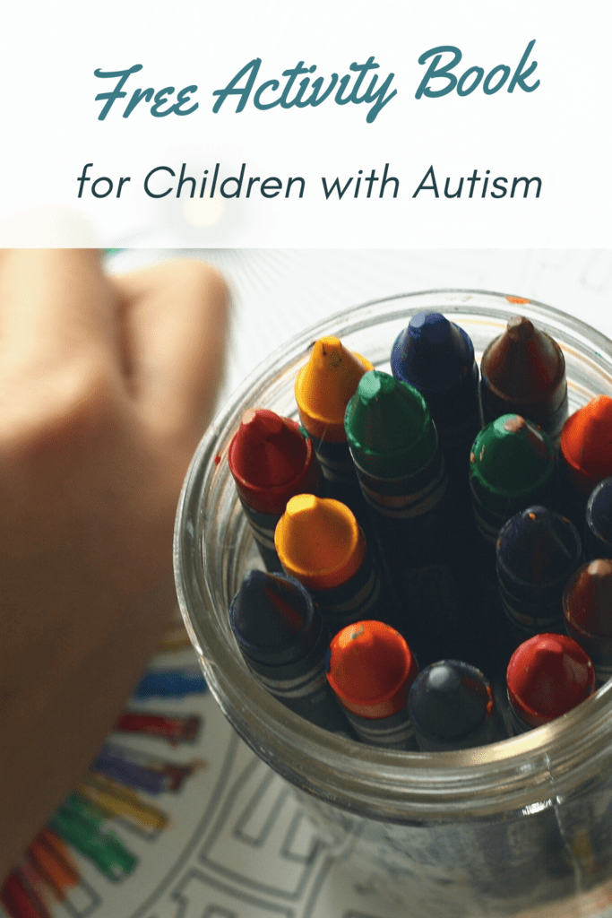 Free Activity Book for Children with Autism