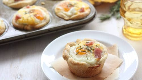 MAKE AHEAD BREAKFAST BITES
