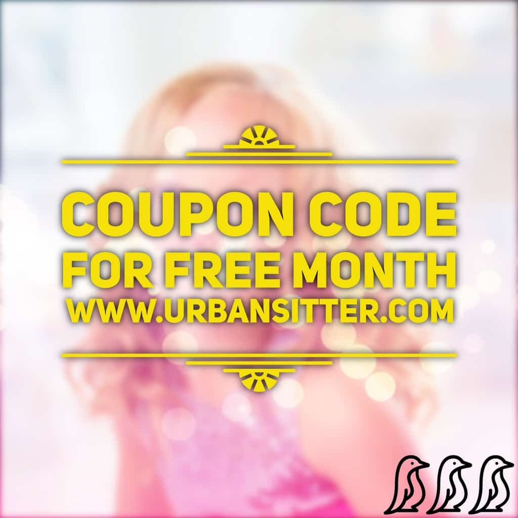 Urban Sitter Coupon Code
