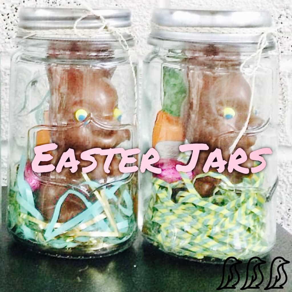 Easter fun check out careys adorable easter jars perfect for any hostess or springtime gift negle Images