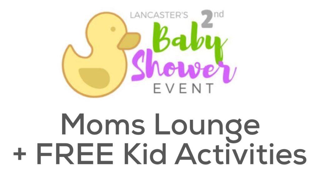 Lancaster Baby Shower Activities