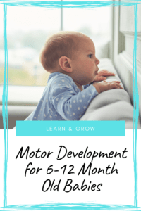 Motor Development for babies