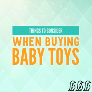 Baby Milestones Guide to Buying Toys