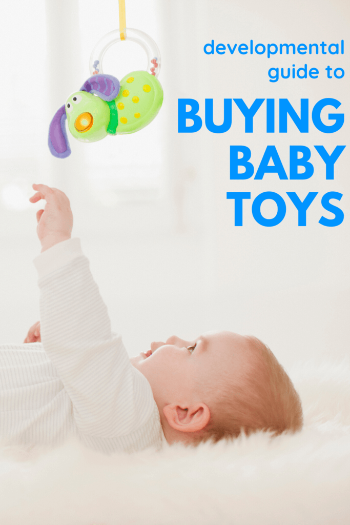 buying baby toys