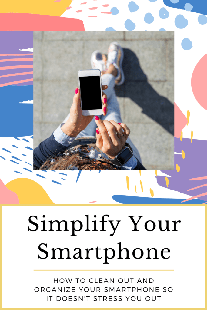 clean out your smartphone