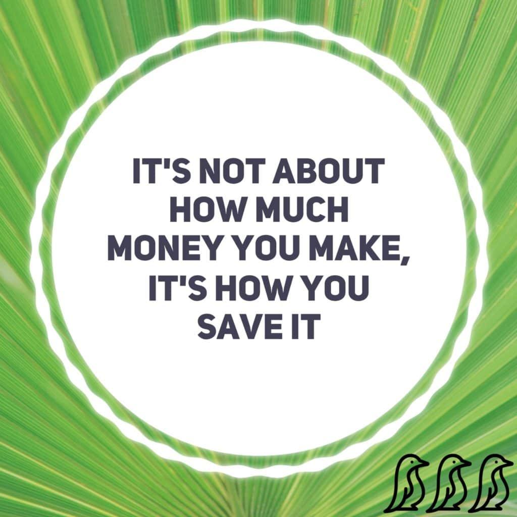 Saving Money   Adore Them