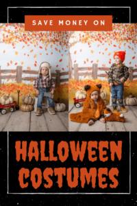 save money on halloween costumes