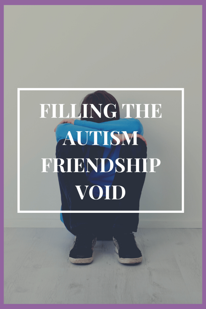 filling the autism friendship void