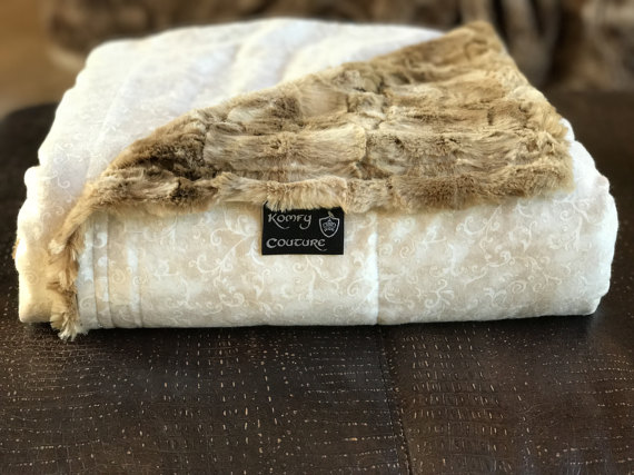 komfy couture weighted blanket