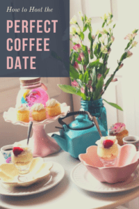 host the perfect coffee date with friends