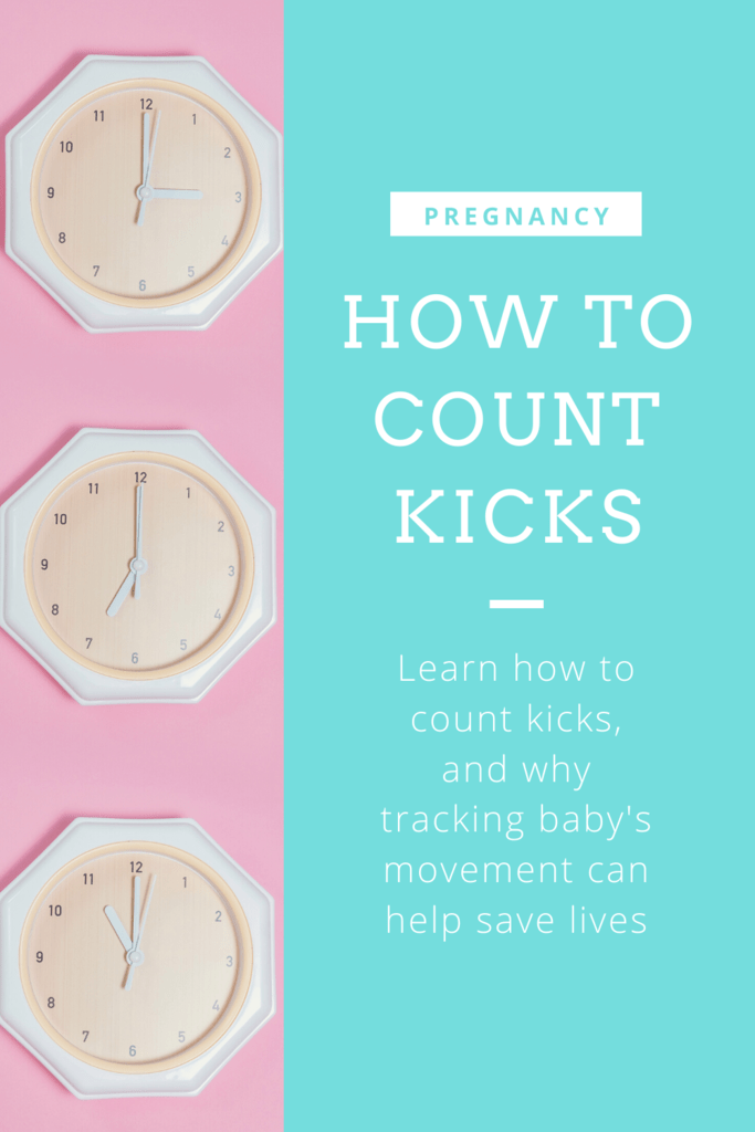 How to count kicks