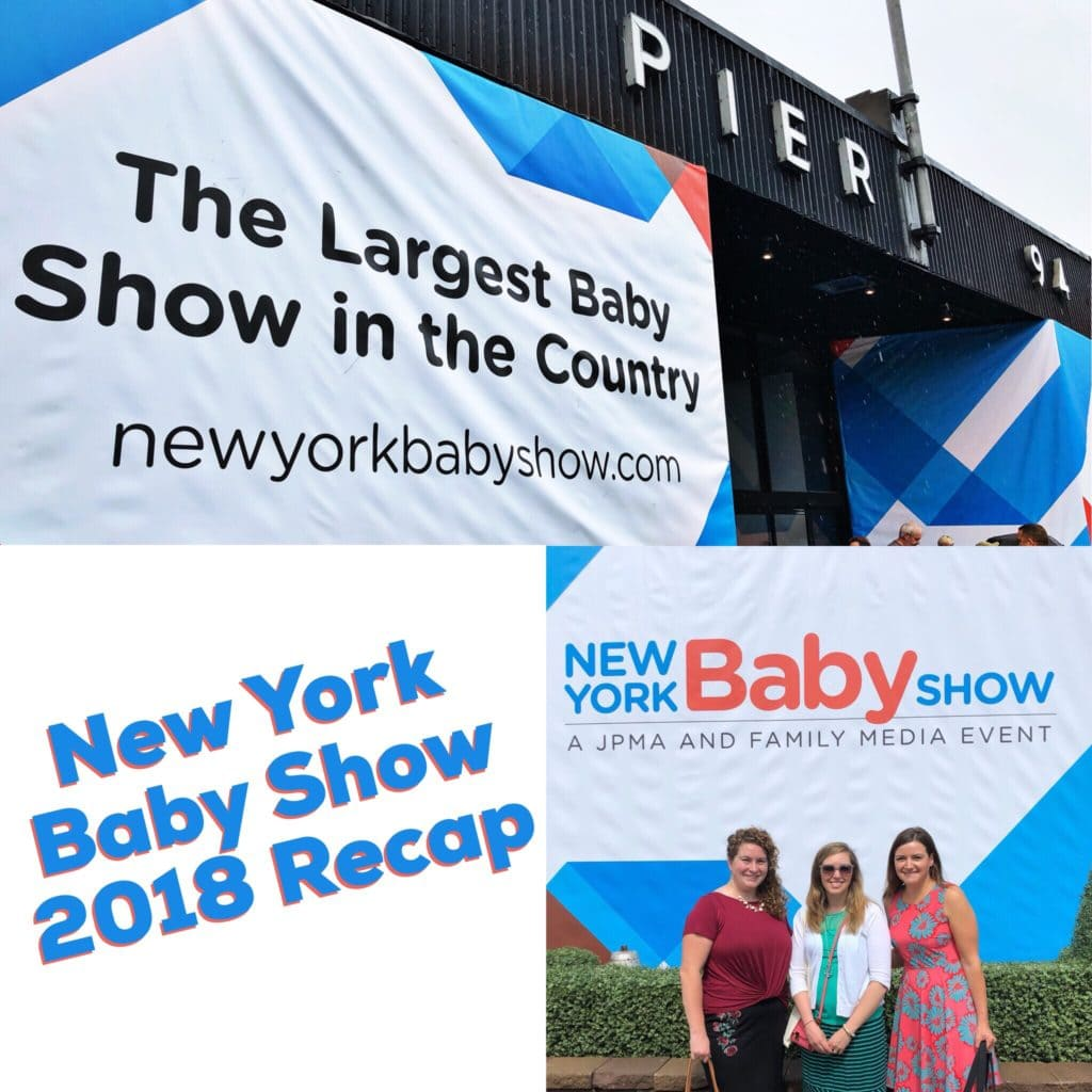 New York Baby Show 2018 Recap
