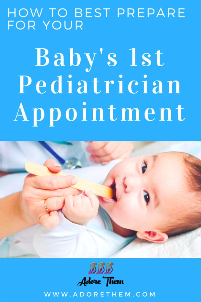 Baby's First Pediatrician Appointment