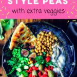 peas recipe