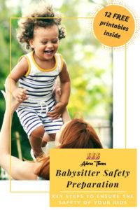 Ensure Kid's Safety