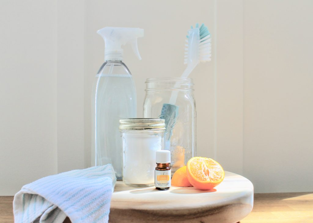 All purpose cleaner recipe image