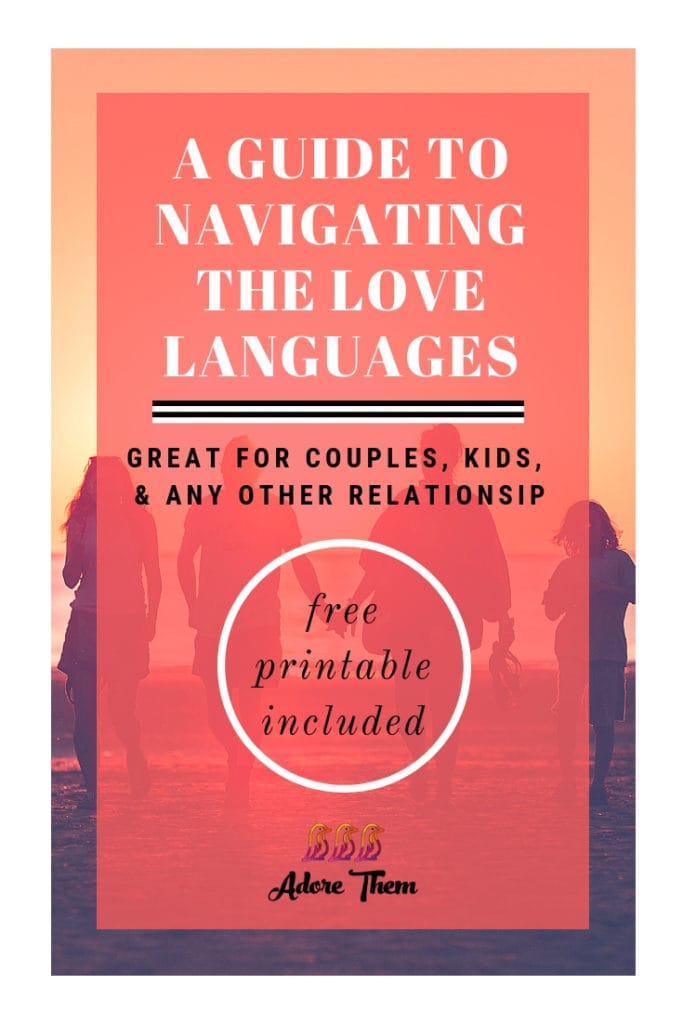 Navigating The Love Languages