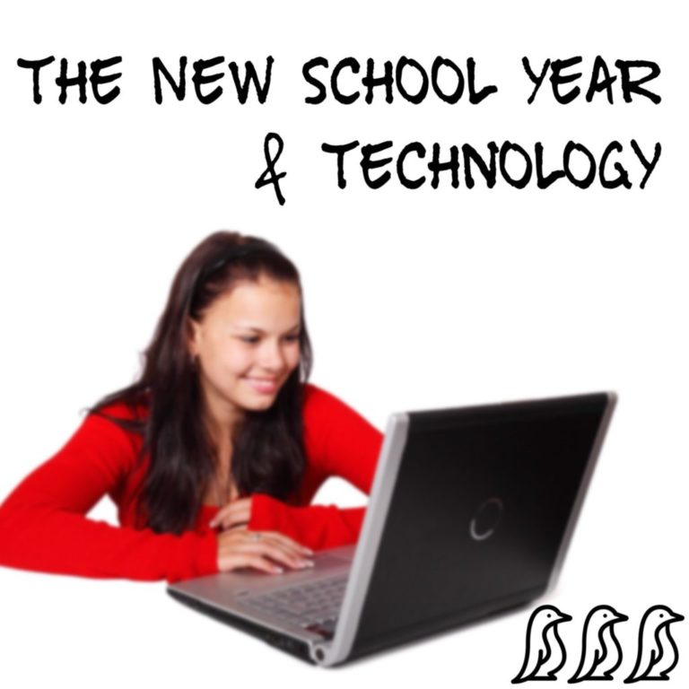 back to school - educational technology