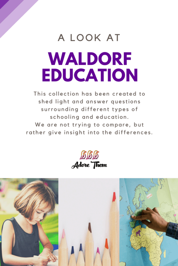 child education - waldorf