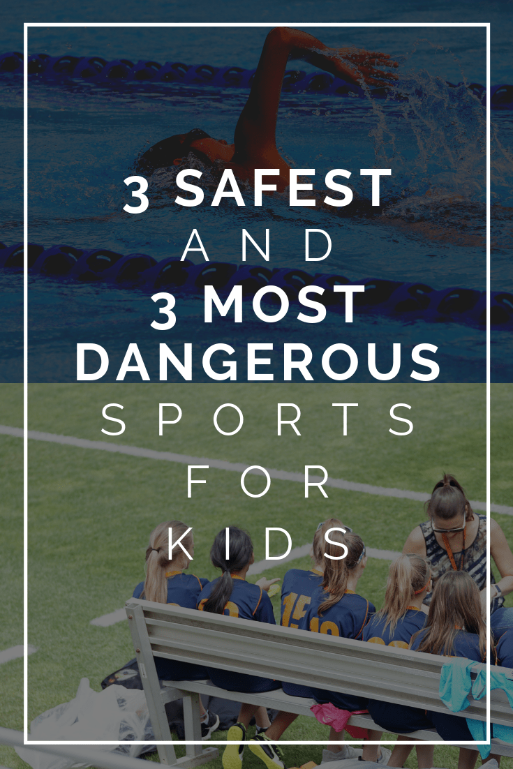 kids sports - most dangerous sports for kids