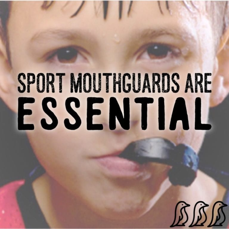 kids sports - sports mouth guards