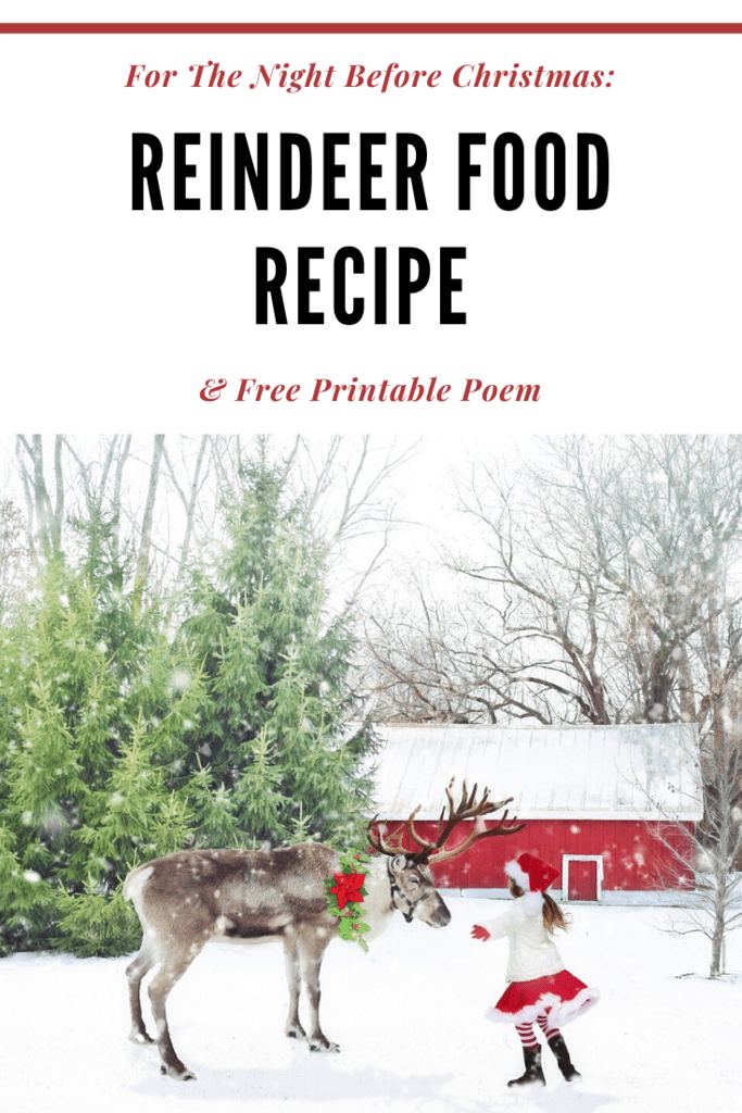 Reindeer Food Recipe