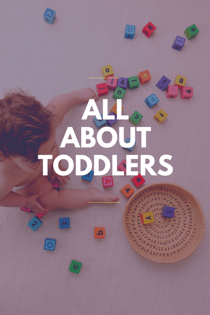 All About Toddlers Collection