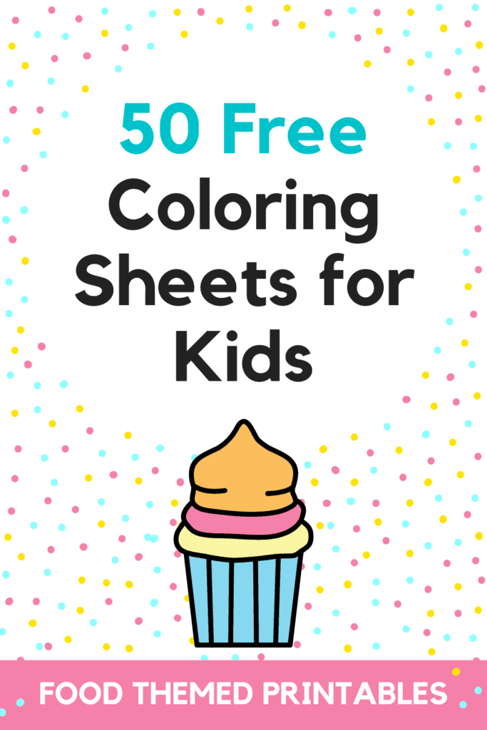 50 Free Printable Coloring Pages for Kids