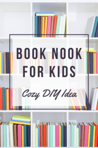 book nook for kids
