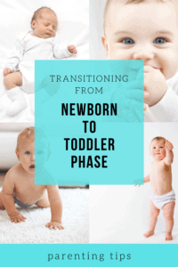 newborn to toddler phase
