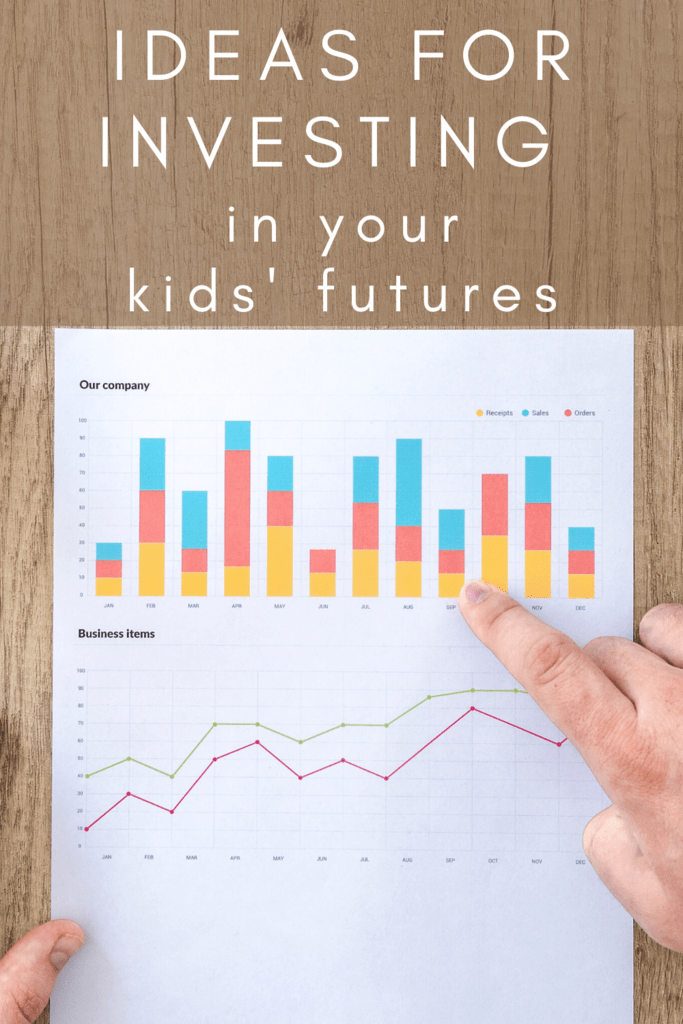 investing in your kids' futures