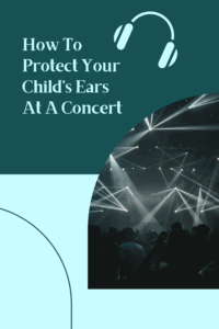 protect child's ears graphic