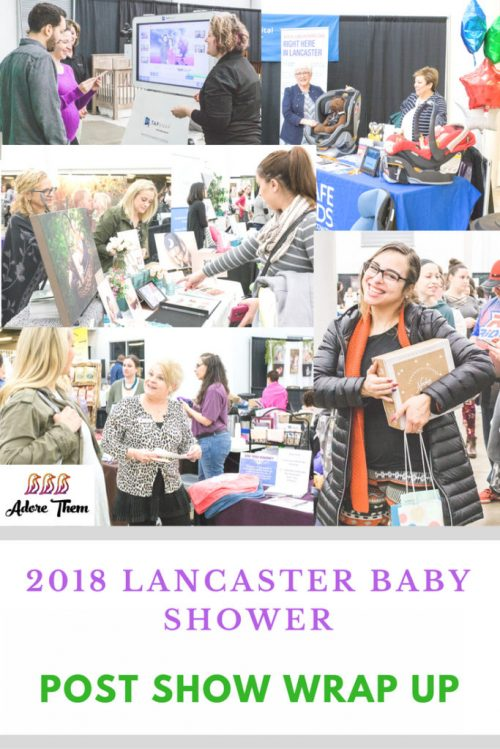 2018 Lancaster Baby Shower - Post Show Wrap Up graphic (1)