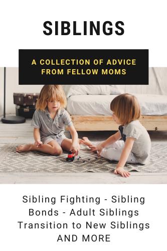 Parenting Tips for Raising Siblings